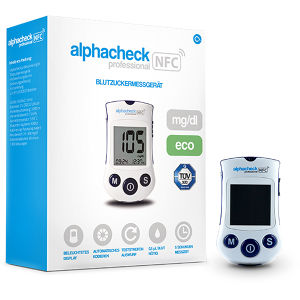 alphacheck professional BZMG mg/dl eco